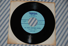 Vintage Vinyl Single Record -- A Bit of Sunshine & I'll Light Another Candle