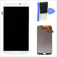 Neuf BLANC ÉCRAN COMPLET LCD + TACTILE POUR SAMSUNG GALAXY MÉGA 6.3 i9200 i9205