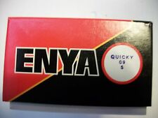 ENYA .QUICKY .09 BB C/L  NIB   CURRENT MODEL Double BB