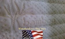 Replacement Mattress Cover for Softside Waterbed Mattress with Bamboo quilt