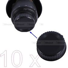 10x Rear Cap Cover Protector - Installation Point for Nikon DX FX F Mount Lens