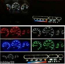 Honda Civic EG 92-95 Gauge Cluster + Climate Control + License + Dome LED KIT