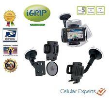 iGrip Handsfree miniFLEXER Phone Holder Dock with Windshield Dash Mount Car KIT
