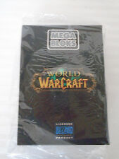 2012 WORLD OF WARCRAFT Mega Blocks Exclusive Blizzard Jade Chen Stormstout