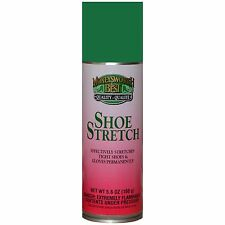 SHOE STRETCH SPRAY- Moneysworth & Best - Stretches Shoes & Boots-Bigger 5.6 oz!