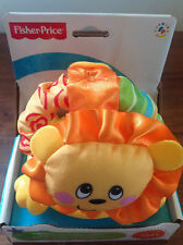 FISHER PRICE ROLY POLY LION    3mths +    BNIP
