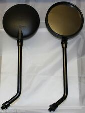 BRAND NEW A GRADE E MARKED PAIR MIRRORS TO FIT GILERA DNA 50cc 125cc & 180cc