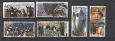 NZ 2002 Lord of Rings Two Towers/Horses 6v set s2791
