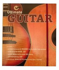 Ultimate Guitar Learning Techniques DVD Folder Book