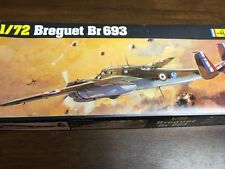 heller 1/72 392 breguet br 693 vintage model aircraft kit content sealed