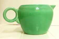 Vintage 1950s Green Fiestaware 2-Pint Pitcher Homer Laughlin Excellent condition