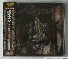 POISON - Native Tongue JAPAN CD OBI RAR! TOCP-7585 RICHIE KOTZEN