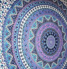 Indische Stern-Hippie-Mandala Goa Wandbehang Tischdecken Tagesdecken