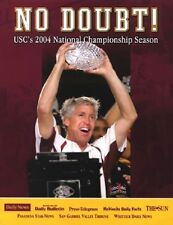 NO DOUBT!  USC's 2004 National Championship Season - Softcover 1st EDITION 2005