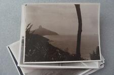 Lot 46 Photos Voyage Amérique du Sud Rio de Janeiro Brésil ? Brasil Vers 1920