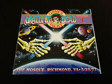 Grateful Dead Dave's Picks 1 Volume One Star Wars 5/25/1977 Mosque Virginia 3 CD