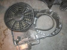 Ski-doo Touring 500 Fan Fan Assembly and Belt