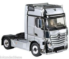 Mercedes Actros FH 25 Gigaspace  4x2 ZM Chrom NZG 1:50 Metall #844/01