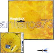 """MAGIC BOX """"CARILLON"""" RARE CDM ITALO DANCE 2000"""