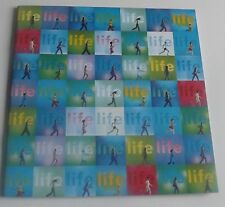 SIMPLY RED LIFE CONCERT TOUR PROGRAMME
