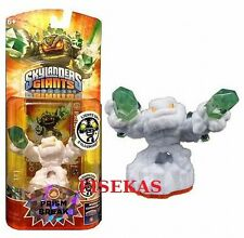 Skylanders Giants White Snow Flocked Prism Break Figure Variant Rare 2013 NEW