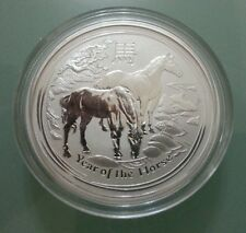 Willie: Australia Horse 1/2 oz 2014 silver