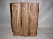 The Decline and Fall of the Roman Empire Gibbon Heritage Press 3v. Book Set 1946