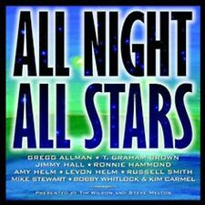 FREE US SH (int'l sh=$0-$3) NEW CD Various Artists: All Night All Stars