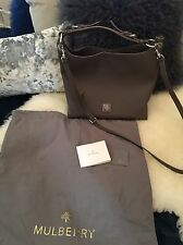 Mulberry Bag. Mulberry Freya Hobo Bag In Taupe. RRP £795 With Tags. Goat Leather