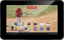 RCA 7 inch PC Android 4.1 Tablet High Definition TV w/ATSC Tuner- DAA730R NEW