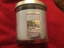 Yankee Candle over the River  Small Tumbler Candle - 7 oz Retired US  fragrance