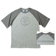 Klein Tools 96603GRY-S Gray Lineman T-Shirt