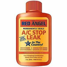 Red Angel AC Stop Leak Sealant For R134a R12