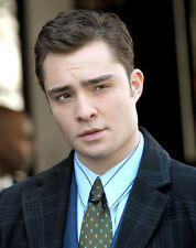 Ed Westwick UNSIGNED photo - E1945 - SEXY!!!!