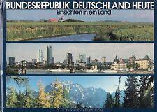 BUNDESREPUBLIK DEUTSCHLAND HEUTE / EINSICHTEN IN EIN LAND