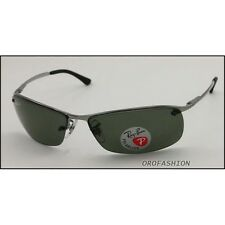Occhiali da sole Ray Ban TOP BAR - RB3183 004/9A 63 POLARIZED