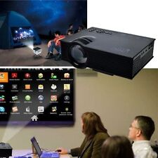 MINI 1200LMS Android 4.4 Wifi LED HD 1080P HDMI SD USB Home Theater Projector
