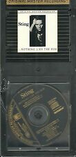 Sting Nothing Like The Sun MFSL Gold CD Neu OVP Sealed UDCD 546 UI Longbox Japan