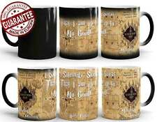 Harry Potter Mug, Mischief Managed Magic mug, Marauders map, Harry Potter map