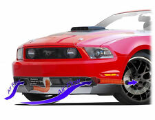 2010-2012 Ford Mustang Chin Spoiler Brake Duct Kit - Classic Design Concepts