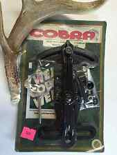 New Cobra Archery ADJUSTABLE WINDAGE BOW SIGHT  ALL METAL and USA MADE C 416PCLR