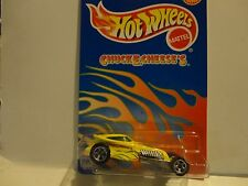 Hot Wheels Chuck E. Cheese's Yellow Bugaboo