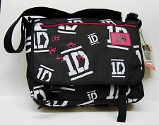 BLACK FRIDAY ONE DIRECTION BORSA TRACOLLA POSTINA SCUOLA E TEMPO LIBERO