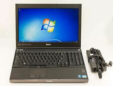 Dell Precision M4700 Core i7-3740QM 2.7GHz 16GB 500GB Win 7 NVidia Gaming Laptop