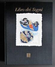 Libro dei sogni FMR ART'E' illustrazioni Ugo Nespolo 2006 GUADALUPI ed. numerata