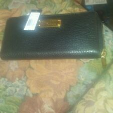 MARC BY MARK JACOBS CLASSIC ZIPPER WALLET AUTHENIC NEW W/TAGS $198 RETAIL