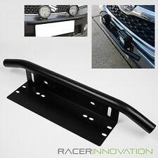 Offroad Light/LED Bar Front Bumper Bull Bar License Plate Mount Bracket Holder