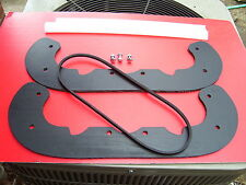 TORO CCR1000 SNOW BLOWER PADDLES, BELT, SCRAPER & HARDWARE PACKAGE DEAL :
