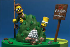 The Simpsons Movie Bart & Flanders - What you Lookin' At  - Mcfarlane Figure