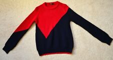 Maje Monument Color-Block Sweater Size 1 US XS/S